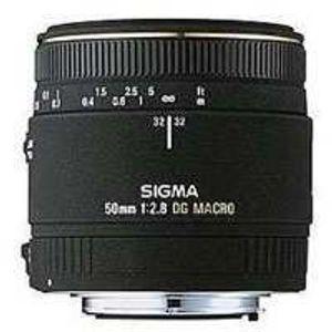 Image for Sigma 50mm f/2.8 EX DG MAKRO für Minolta/Sony