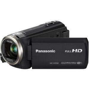 Image for Panasonic HC-V550CTEGK Camcorder
