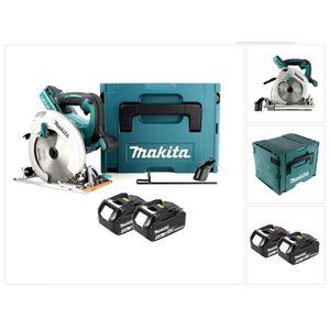 Image for Makita DHS 710 TJ 36V Akku Li-Ion Handkreissäge 190 mm + 2x Akku 5