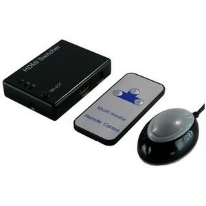 Image for LogiLink Video Switch HDMI 3-Port mit Verstärker