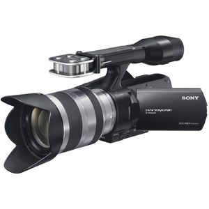 Image for Sony NEX-VG20EB Full HD Camcorder
