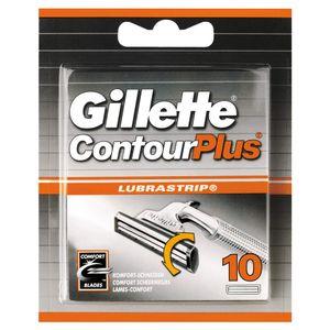 Image for Gillette Contour Plus Rasierklingen für Männer