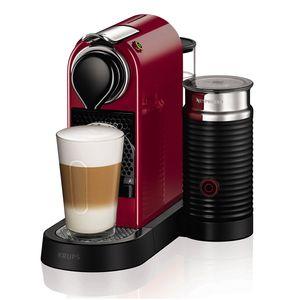 Image for Krups XN7605 Nespresso Citiz&Milk Kapselmaschine mit Milchaufschäumer
