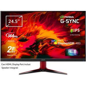Image for Acer Nitro VG2 VG252QPbmiipx - 24