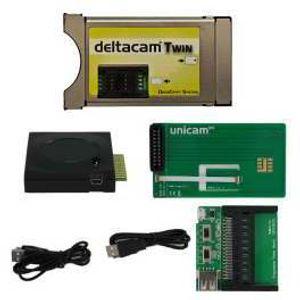 Image for Deltacam Twin + USB-Combo-Programmer vertikal