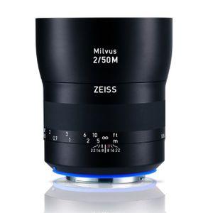 Image for ZEISS Milvus 2-50M für Canon DSLR Kameras
