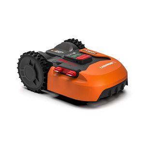 Image for Worx Landroid S WR130E Mähroboter - Akkurasenmäher für kleine Gärten bis 300 qm - Selbstfahrender Rasenmäher für einen sauberen Rasenschnitt PowerShare