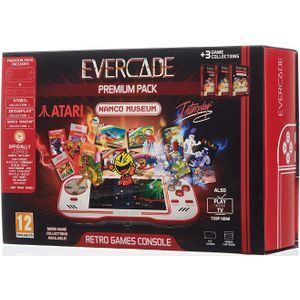 Image for Blaze Evercade - Premium Pack Bundle inkl. Atari Collection 1 + Interplay Collection 1 + Namco Museum Collection 1