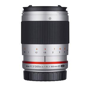 Image for Samyang 300mm F6.3 Objektiv für Anschluss Canon M - silber