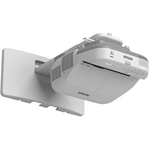 Image for EPSON EB-580S 3LCD XGA Ultrakurzdistanzprojektor 1024x768 4:3 3200 Lumen 10000:1 Kontrast 16W Lautsprecher Smartboard-Funktion