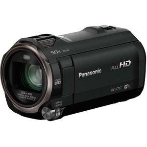 Image for Panasonic HC-V777EG-K Full HD Camcorder