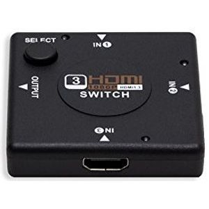Image for Syba Kompakter HDMI-Switch