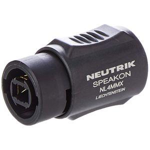 Image for NEUTRIK - NL4MMX Speakon-Adapter