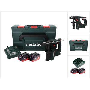 Image for Metabo BH 18 LTX BL 16 Akku Bohrhammer 18 V 1.3 J SDS-plus Brushless + 2x Akku 8