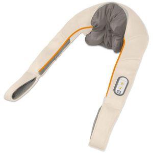 Image for Medisana NM860 Nackenmassagegerät Shiatsu-Massage 4 Massageköpfe Rotlicht- und Wärmefunktion beige