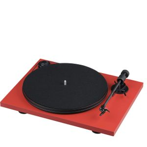 Image for Pro-Ject Primary E FR Vinyl-Plattenspieler Normal Normale rot