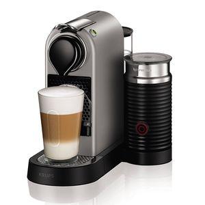 Image for Krups XN760B Nespresso Citiz&Milk Kapselmaschine mit Milchaufschäumer