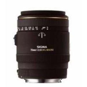 Image for Sigma 70mm f/2.8 EX/DG/MAKRO für Canon