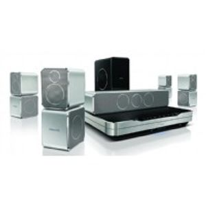Image for Philips HTS9520/12 5.1-Surround-Sound-System