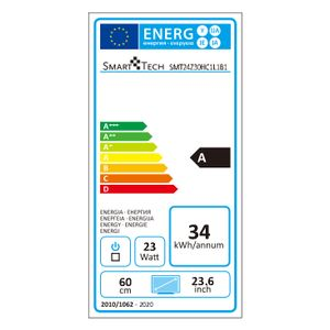 Image for Smart Tech SMT24Z30HC1L1B1 60 cm