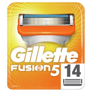 Image for Gillette Fusion5 Rasierklingen für Männer