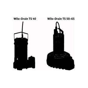 Image for Wilo Schmutzwasser Tauchmotorpumpe Drain TS 40-14 0