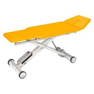 Image for HWK Therapieliege Solid Osteo Massageliege Massagebank Akku 2-tlg