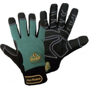 Image for FerdyF. 1990 Handschuh Mechanics COLD WORKER CLARINO®-Kunstleder Größe