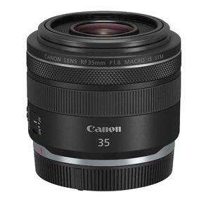 Image for Canon Objektiv RF 35mm F1.8 IS STM Makro für EOS R