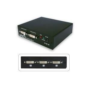 Image for LINDY 4Port DVI-D Dual Link Video Splitter