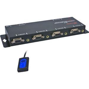 Image for QVS 4x 1250MHz 4Port VGA Video